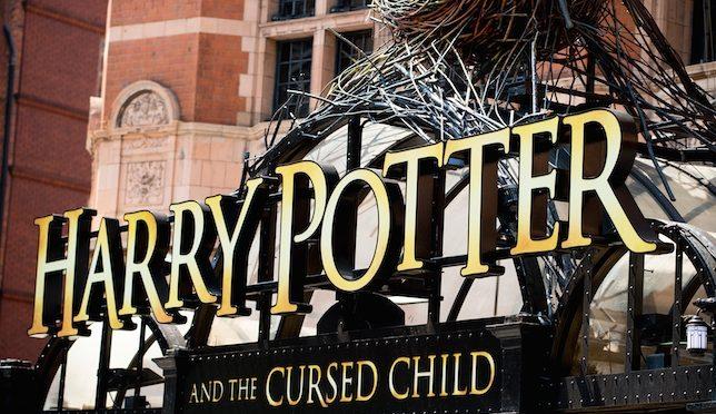 """La obra """"Harry Potter y el niño maldito"""" se llevó nueve premios Olivier"""