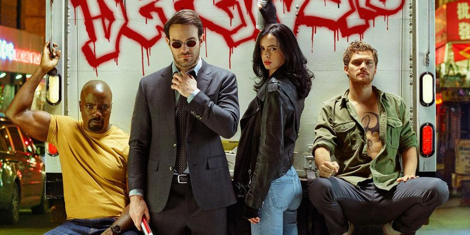 "Revelada la fecha de estreno de ""The Defenders"""