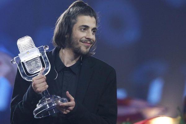 Salvador Sobral (Portugal) fue el ganador del Festival de Eurovisión 2017