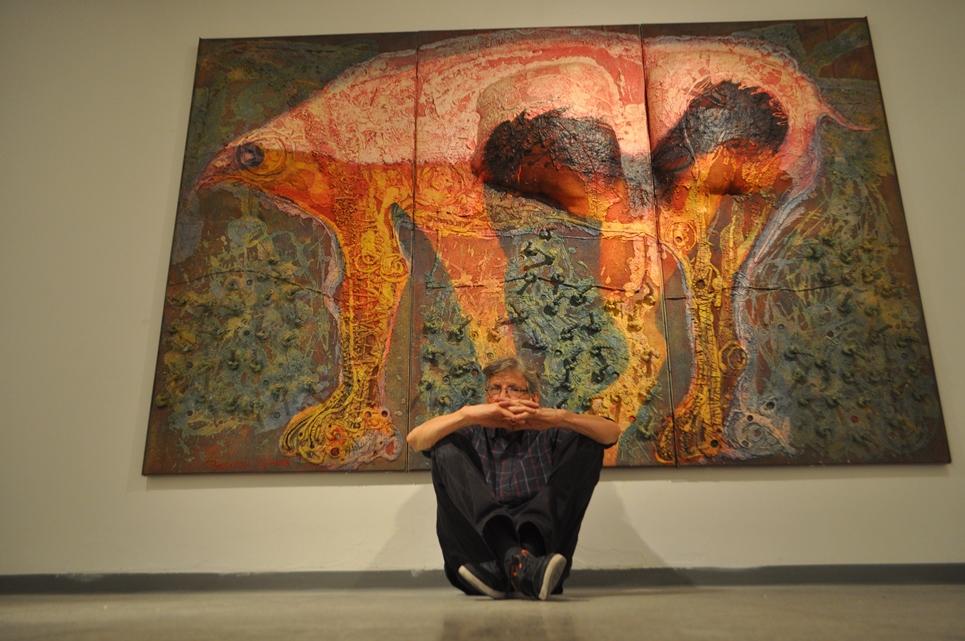 Reciente obra de Samuel Baroni llega a Maracay con muestra 'Inconcluyente' en La GAUBA