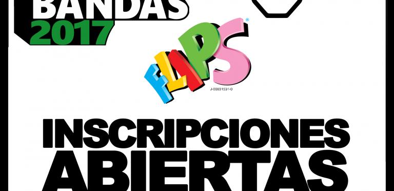 Se anuncia proceso de inscripciones para el Festival Nuevas Bandas 2017