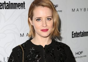 Mandatory Credit: Photo by Brian To/REX/Shutterstock (8137317am) Claire Foy Entertainment Weekly Screen Actors Guild Awards Nominee Celebration, Los Angeles, USA - 28 Jan 2017