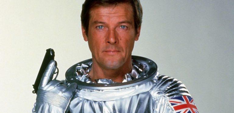 Murió el actor Roger Moore a los 89 años