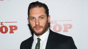 """Tom Hardy attends """"The Drop"""" premiere on Monday, Sept. 8, 2014 in New York. (Photo by Charles Sykes/Invision/AP)"""