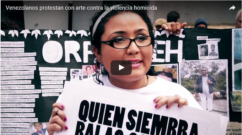 #AcciónPorLaVida  se pronuncia contra la violencia