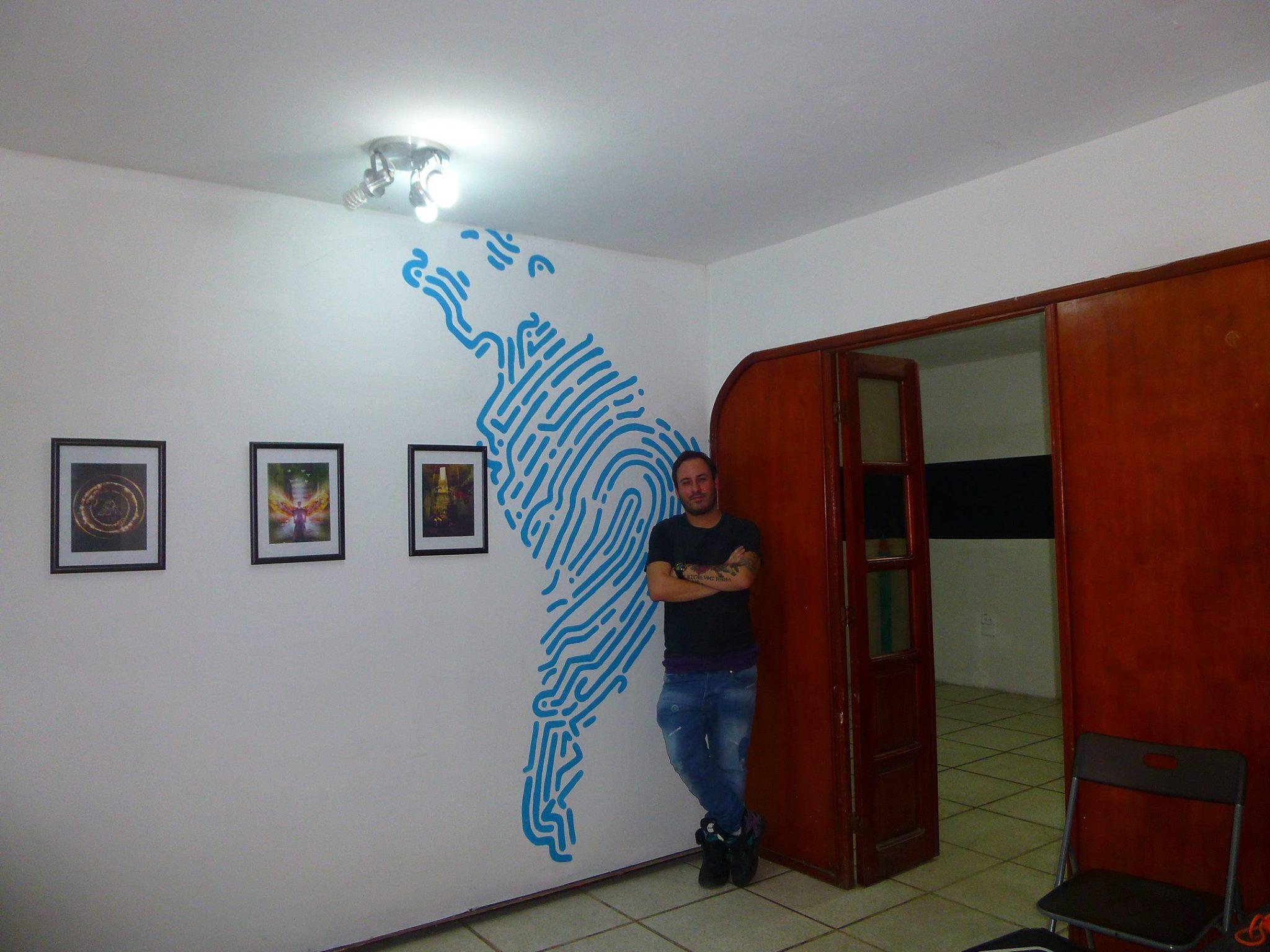 Jesus Mendoza, el Diseñador de los nuevos símbolos patrios