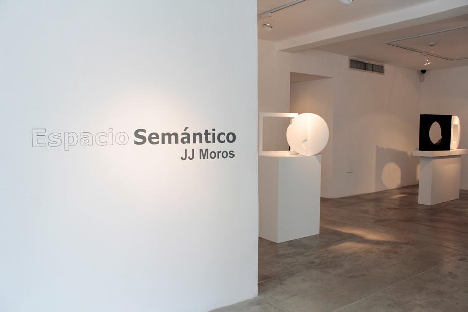 Obra de J J Moros protagoniza exposición en la galería Espacio 5 de Valencia