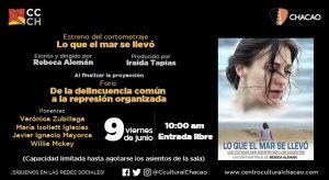 17-06-9 Proyección de coro Lo que el mar se llevó