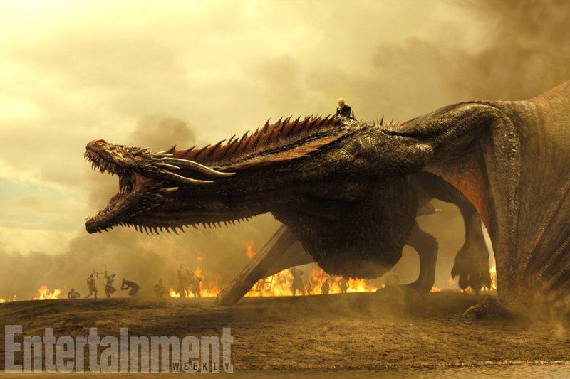 """La temporada final de """"Game of Thrones"""" podría emitirse en el 2019"""