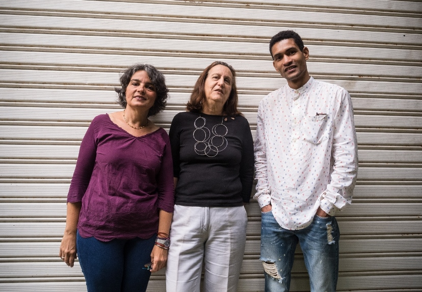 Nadia Benatar, Isabel Cisneros y Leonardo Nieves muestran sus cartografías en la Galería Espacios