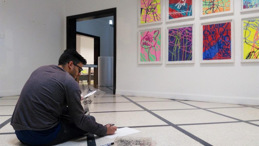 Infancia y deterioro son la premisa de la nueva exposición de Fausto Amundarain en el MACZUL