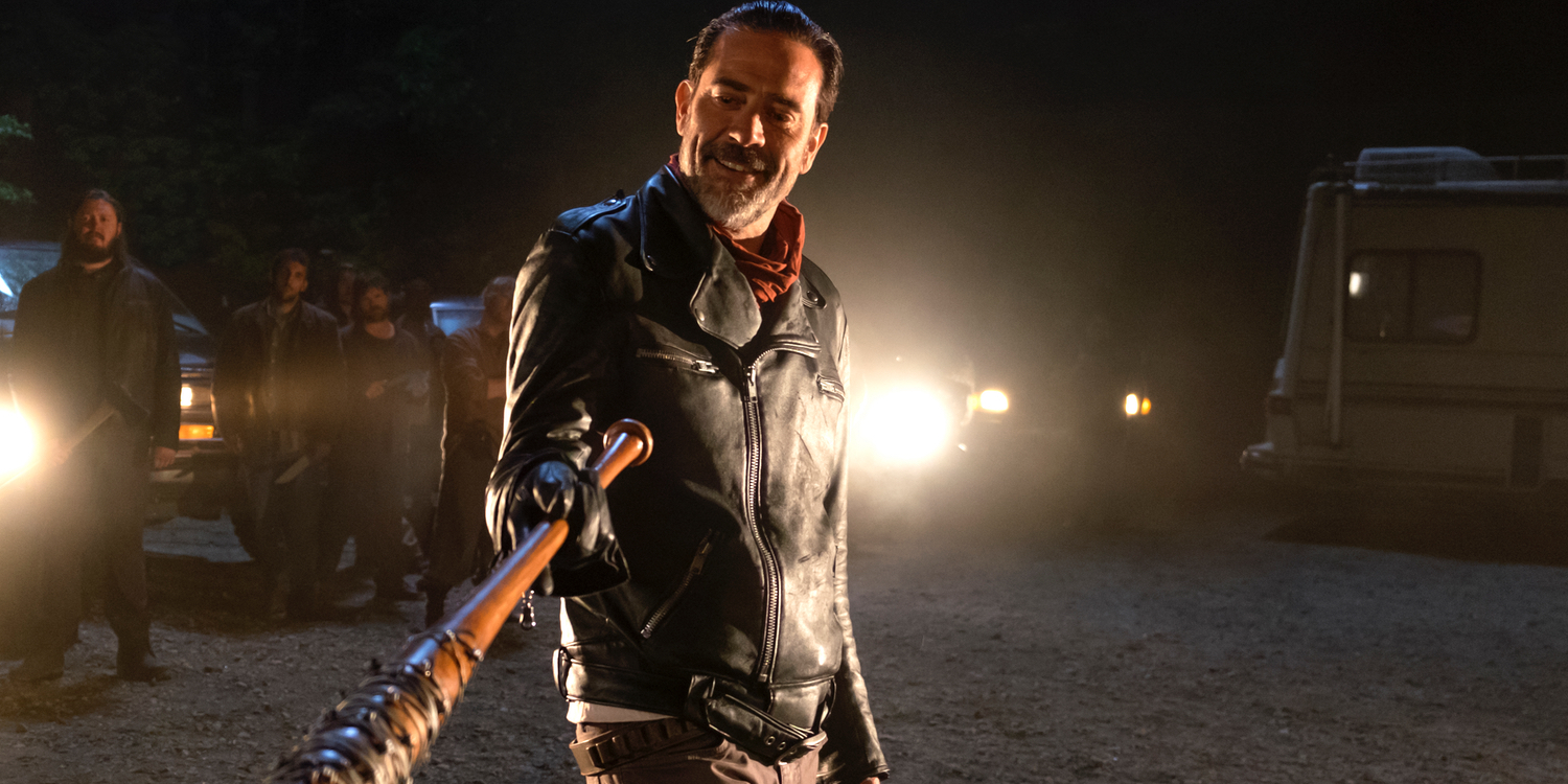 Negan podría no aparecer en gran parte de la octava temporada de The Walking Dead