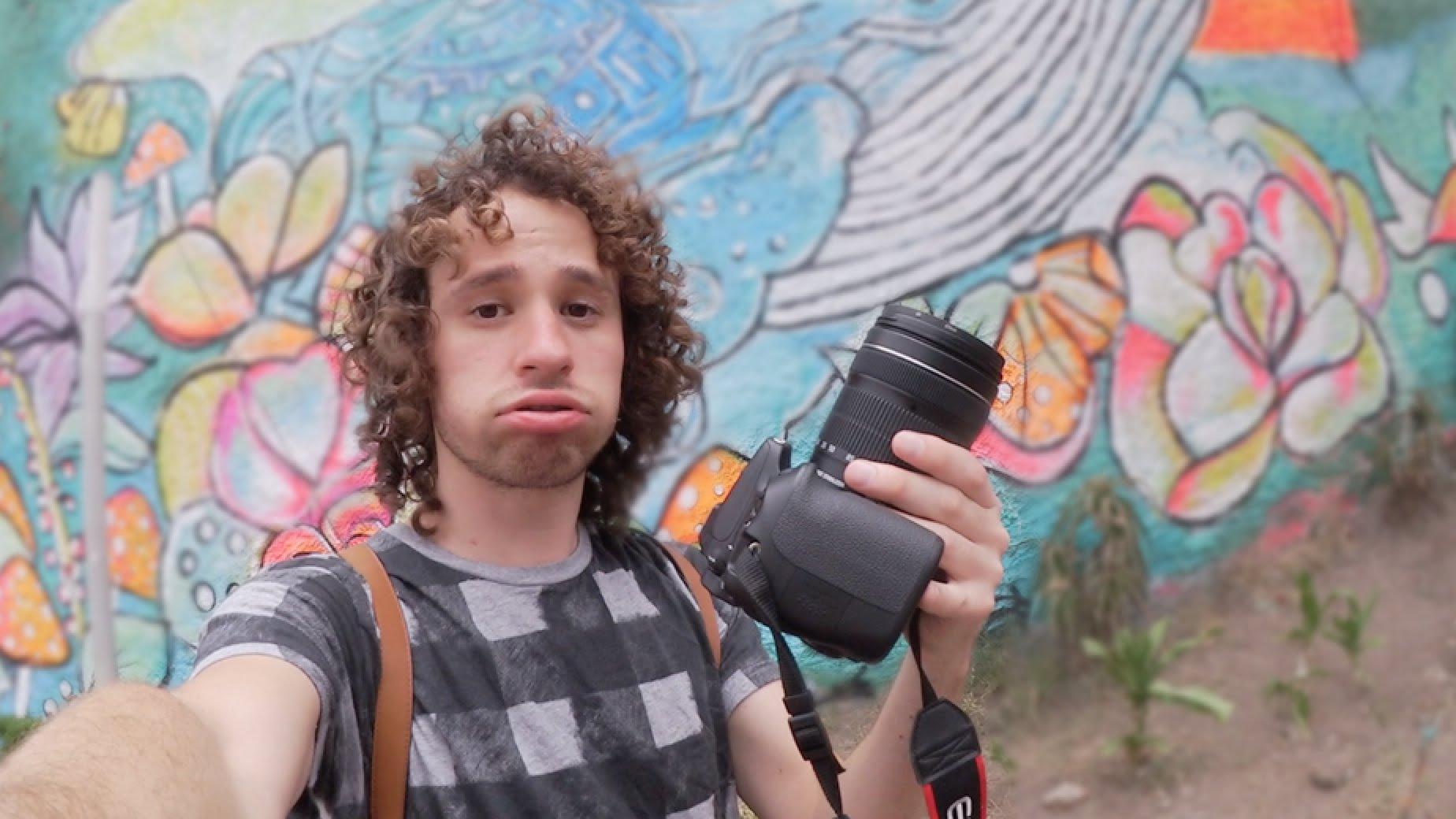 El youtuber Luisito Comunica cuenta como fue el robo que sufrió en Venezuela