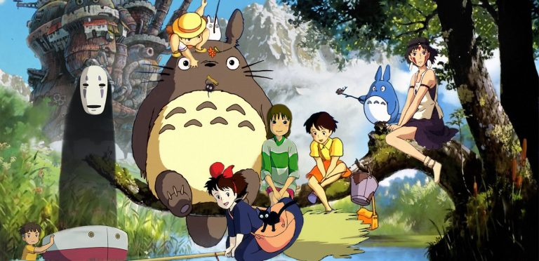 El Studio Ghibli tendrá su propio parque temático