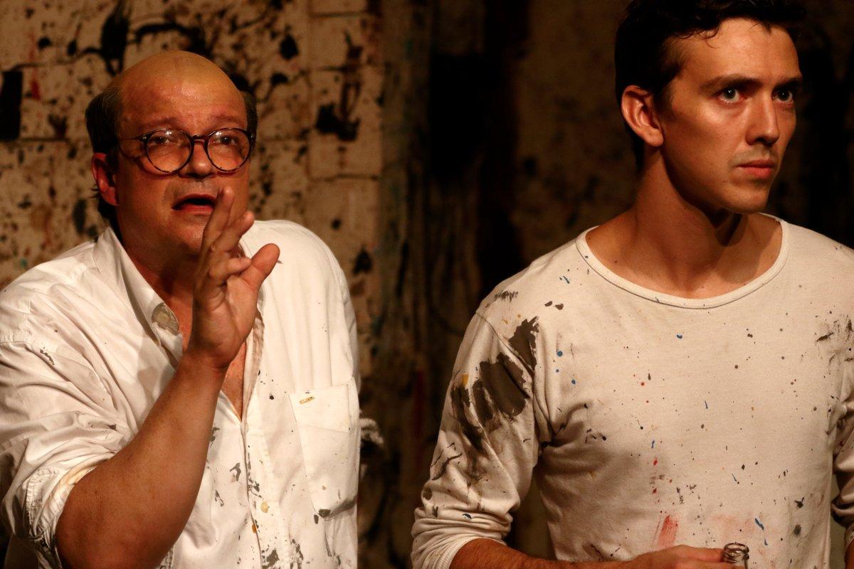 """La obra """"Rojo"""" de John Logan se une a #TeatroEnResistencia en el Centro Cultural Chacao"""