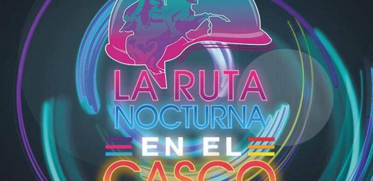 #LaRutaNocturna en el Casco regresa a Caracas