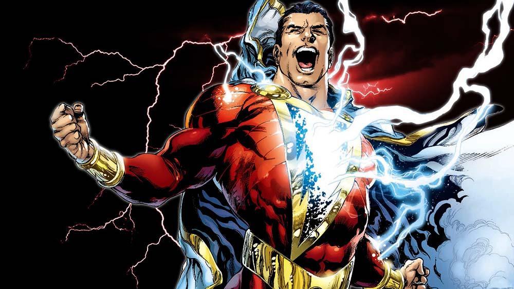 Shazam! será la próxima película de DC Comics