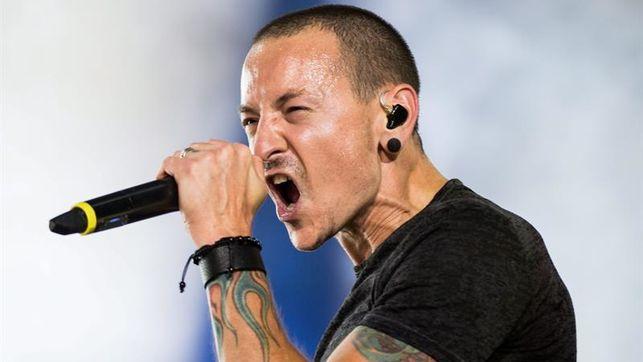 Encontraron muerto a Chester Bennington, vocalista del grupo Linkin Park