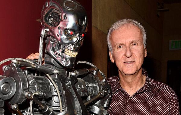 """James Cameron tiene todo listo para hacer una nueva trilogía de """"Terminator"""""""