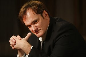 LOS ANGELES, CA., NOVEMBER 29, 2012--Quentin-Tarantino. wrote and directed Django Unchained, a slave revenge spaghetti western that he calls a Southern may be , the last potential Oscar film to enter the race for 2013.    (Kirk McKoy / Los Angeles Times)
