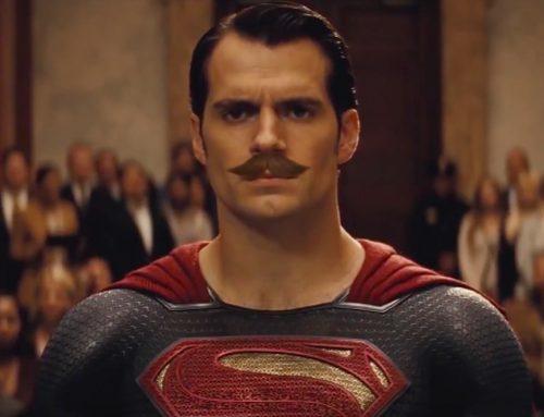¿Con o sin bigote? Elige como se ve mejor Henry Cavill