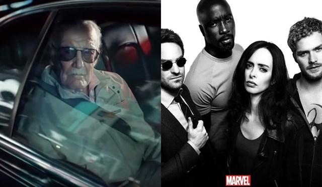 "Nuevo adelanto de ""The Defenders"" con Stan Lee de protagonista"