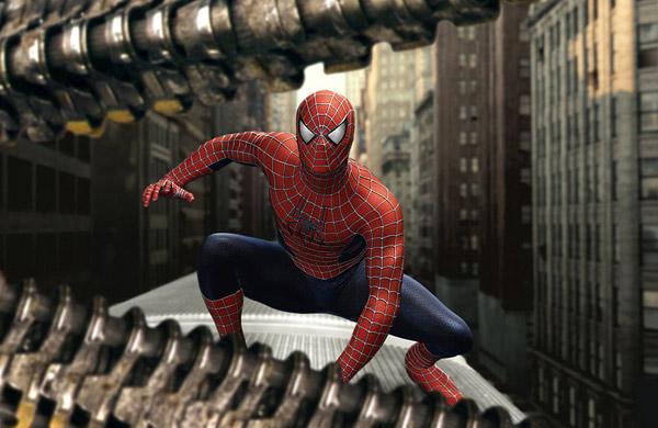 La metamorfosis del traje de Spider-Man en la gran pantalla