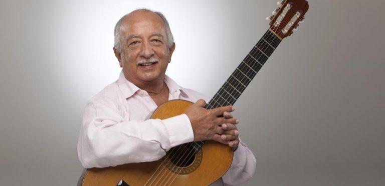 """Aquiles Báez y Miguel Delgado Estévez presentarán """"Dos guitarras por la paz"""" en el Centro Cultural Chacao"""
