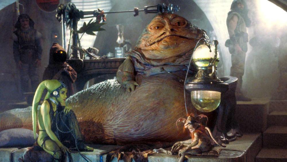 Jabba el Hutt podría protagonizar su propio spin-off de Star Wars