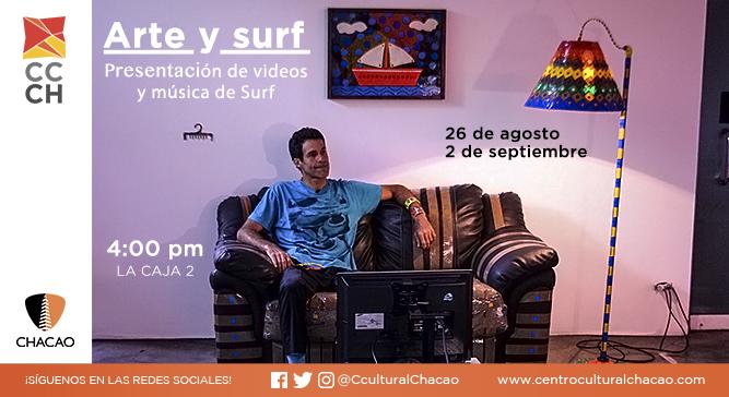 """Visitas guiadas y conversatorio de """"Entre Caracas y La Guaira"""" se realizarán en el Centro Cultural Chacao"""