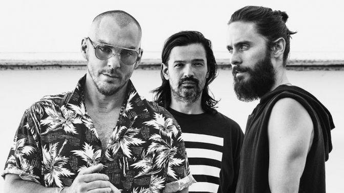 """30 Seconds to Mars lanza nuevo single de su nuevo álbum """"Walk on Water"""