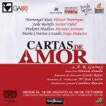 """La obra """"Cartas de Amor"""" de A.R. Gurney en el Trasnocho Cultural"""