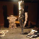 Eduardo Azuaje representa su poética de la muerte con una exposición en el MAC