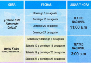 agenda corriente alterna