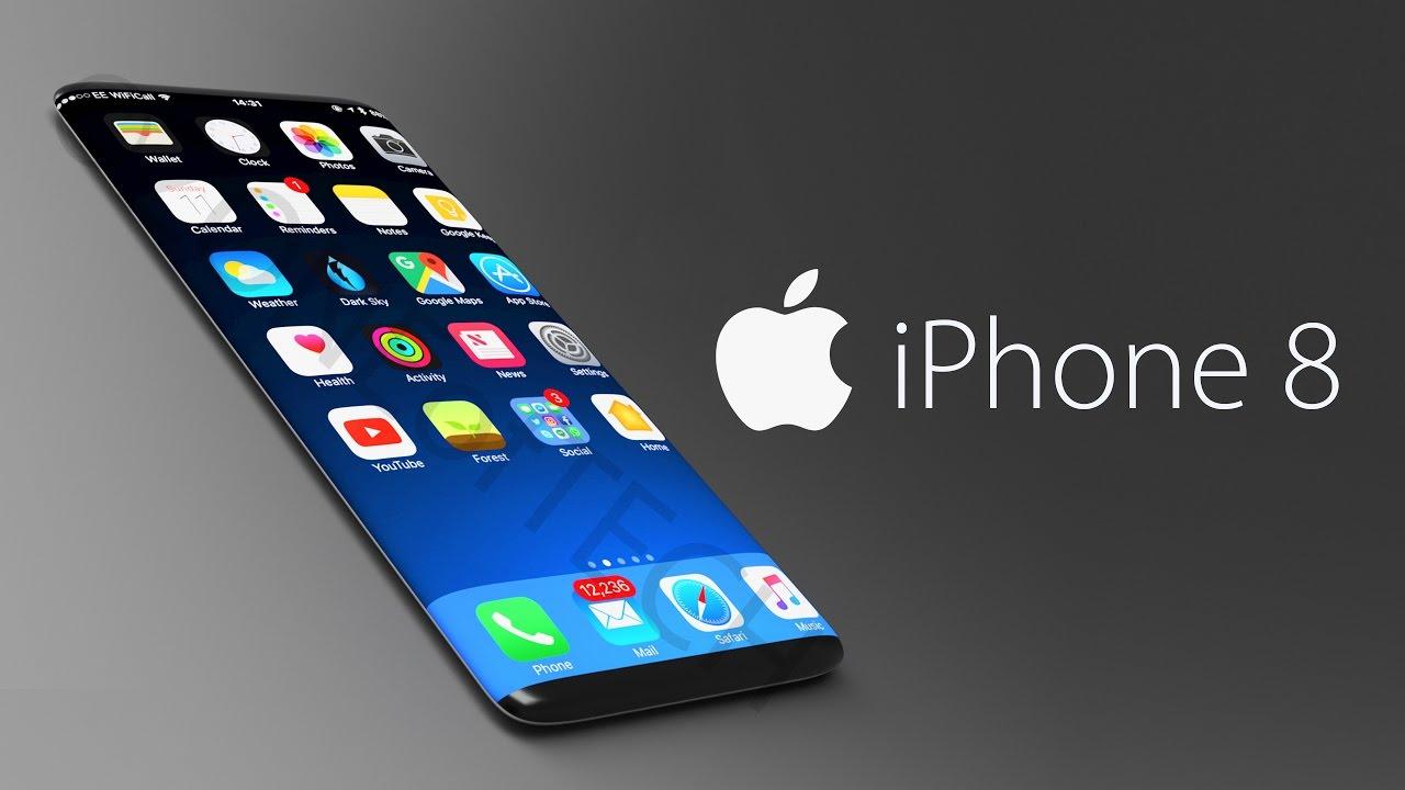 Apple muestra  el nuevo diseño del iPhone8