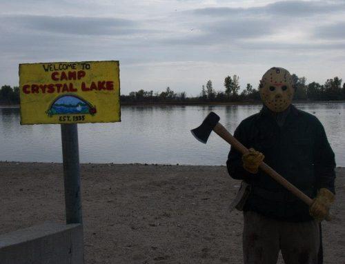 Crystal Lake (Viernes 13) abre sus puertas al público ¿te gustaría acampar allí?