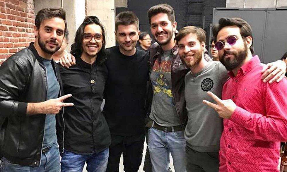 Banda venezolana Okills abrirá concierto de Juanes en México