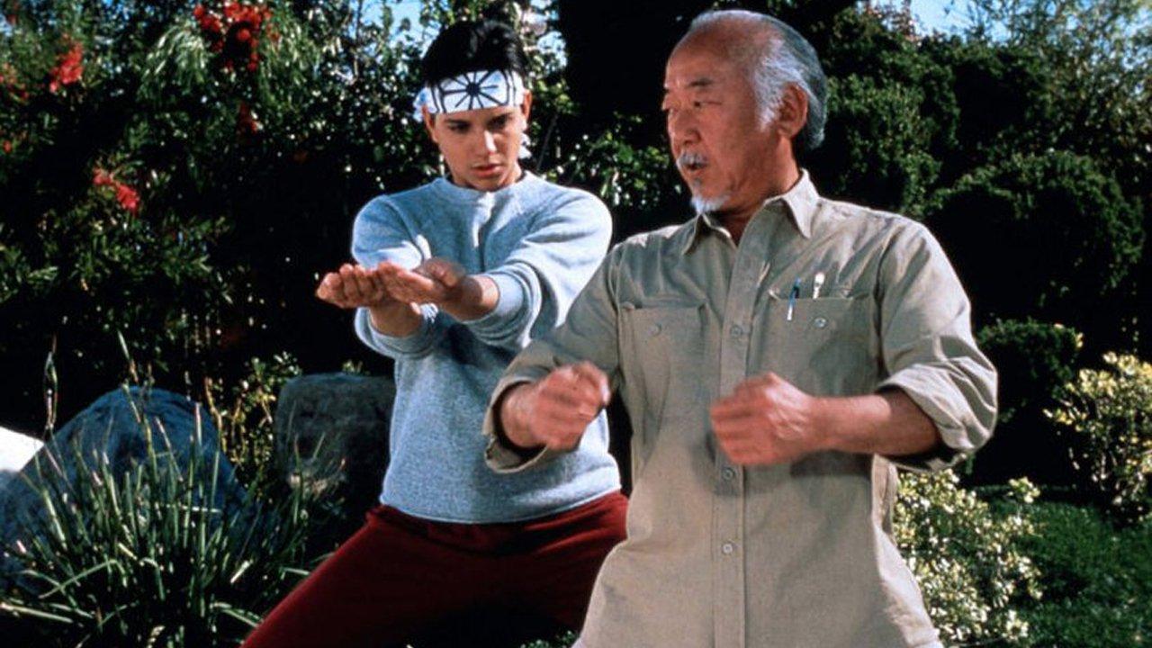 Karate Kid tendrá secuela televisiva y estarán sus protagonistas originales
