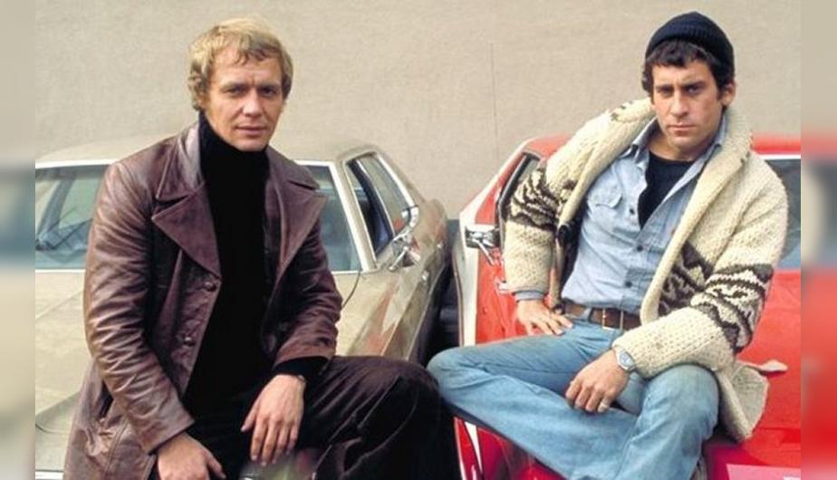 """El director James Gunn hará el reboot de """"Starsky y Hutch"""""""