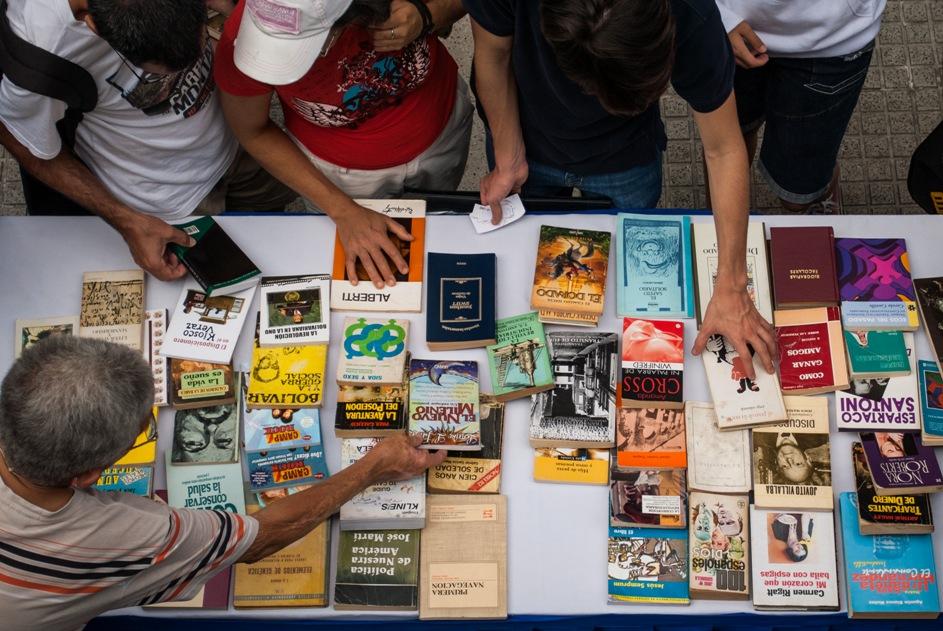 Edición especial de Cambalache de libros se realizará en la Plaza Francia de Altamira