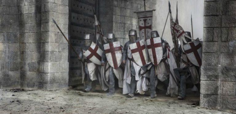 "Trailer de ""Knightfall"" la nueva serie de History Channel"