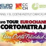 8vo tour Eurochannel de cortometrajes llega al Centro Cultural Chacao