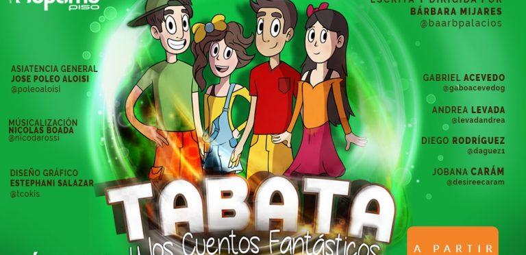 """La obra """"Tabata y los Cuentos Fantásticos"""" llega al Teatro Premium de Los Naranjos"""