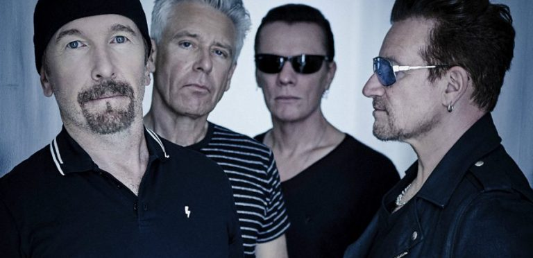 "La banda U2 estrena videoclip ""You're The Best Thing About Me"""