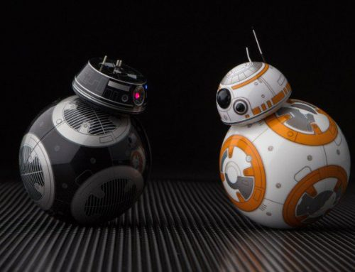 BB-8 conoce a su gemelo malvado en este divertido video