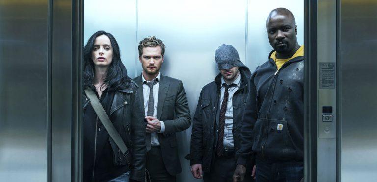 """""""The Defenders"""" es la serie menos vista de Netflix"""