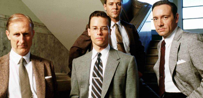 L.A. Confidential se convertirá en una serie de televisión