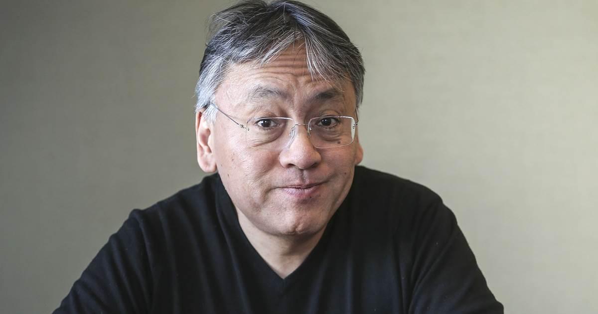 El británico Kazuo Ishiguro fue el ganador del Premio Nobel de Literatura 2017