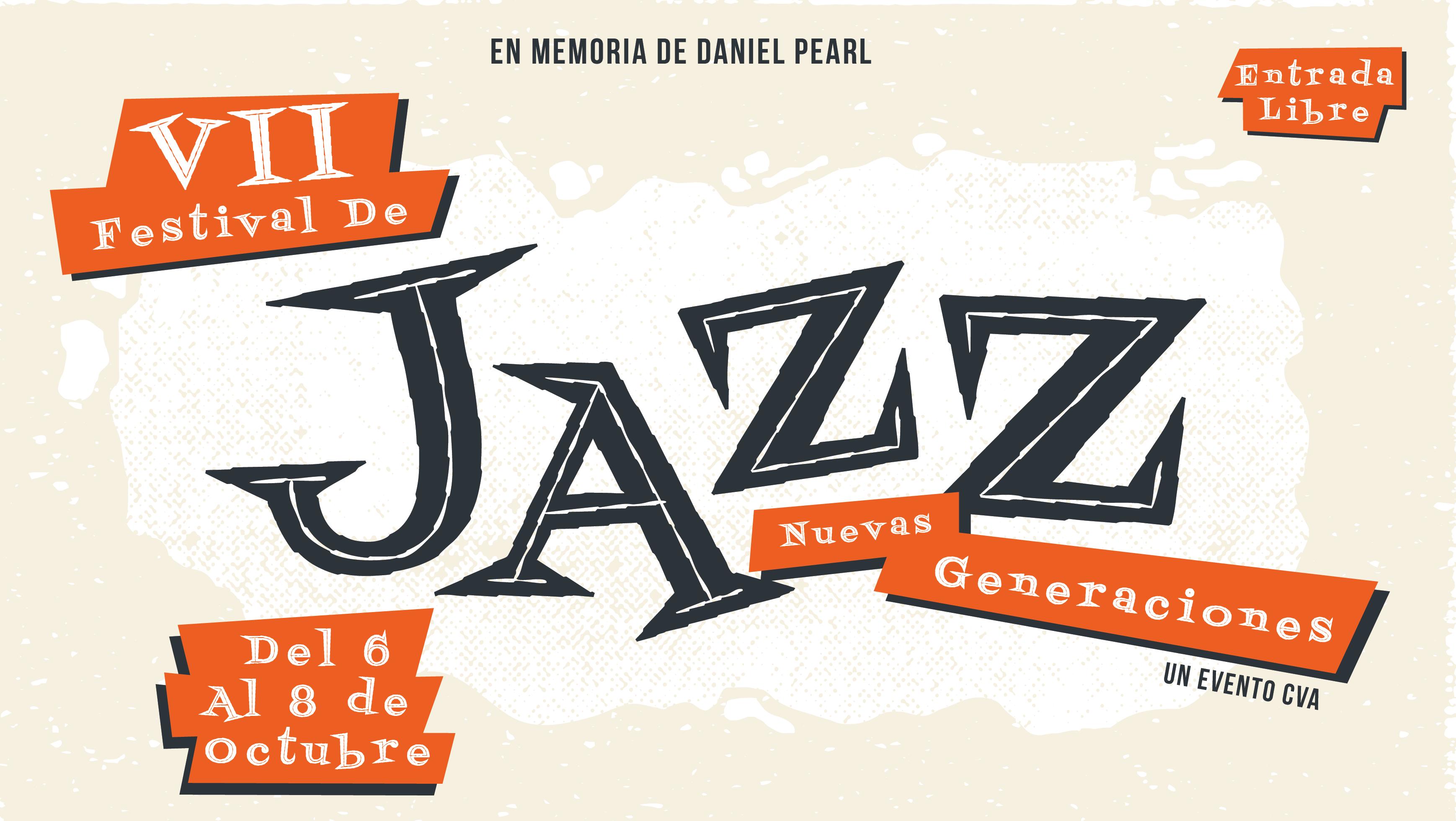 Afiche Festival de Jazz