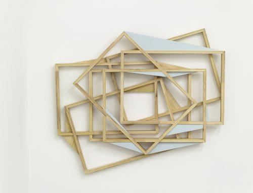 """""""Geometrías de la ausencia"""" de Daniel Medina y Juan Iribarren estará en la galería Carmen Araujo Arte"""